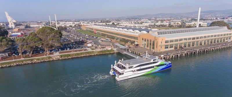 Richmond Launches Ferry Service CCTA