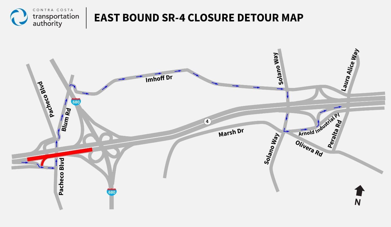 Friday June 7 Road Closure
