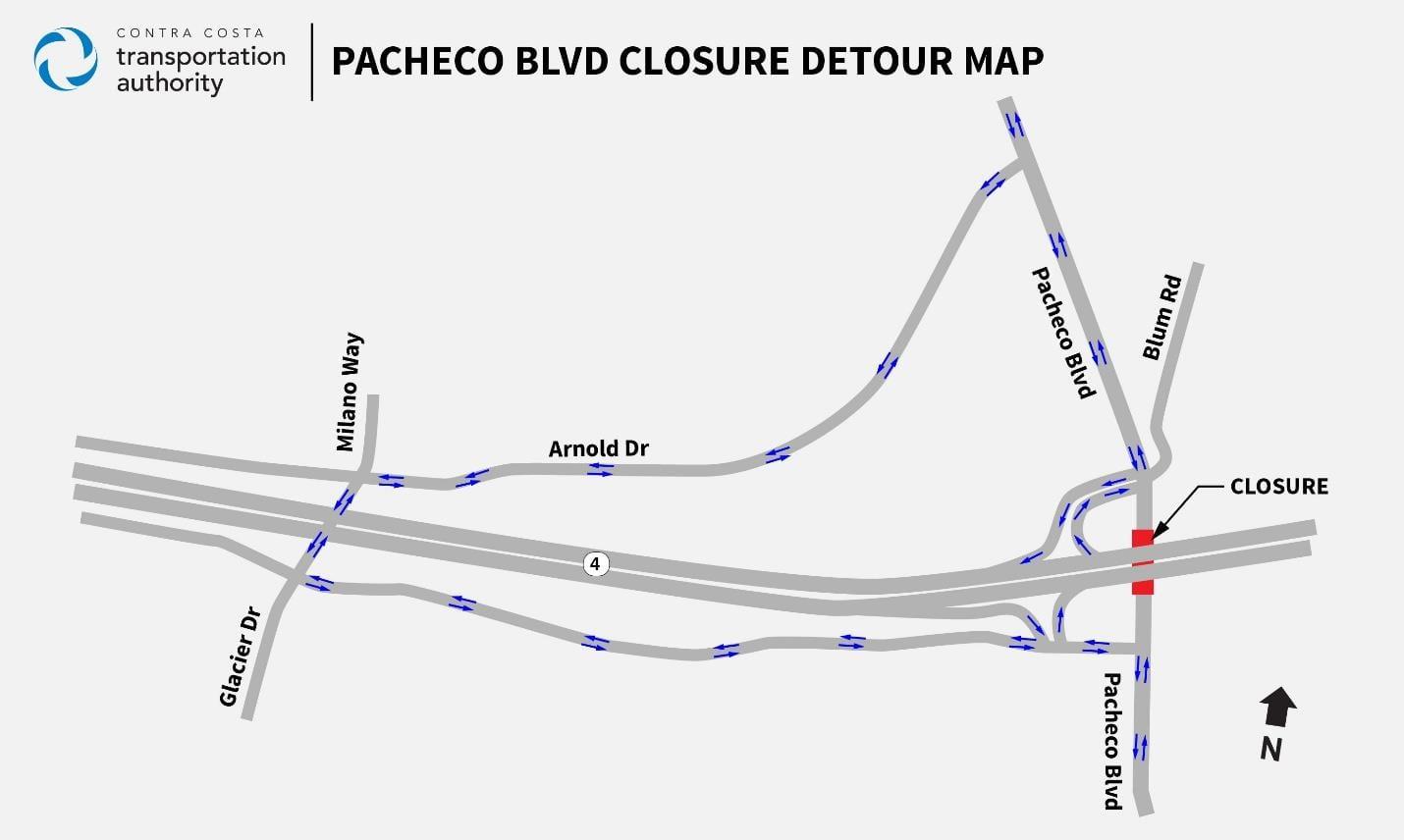 PachecoRd Closure July2019