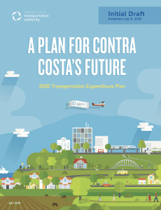 A Plan for Contra Costa's Future 2020 Transportation Expenditure Plan